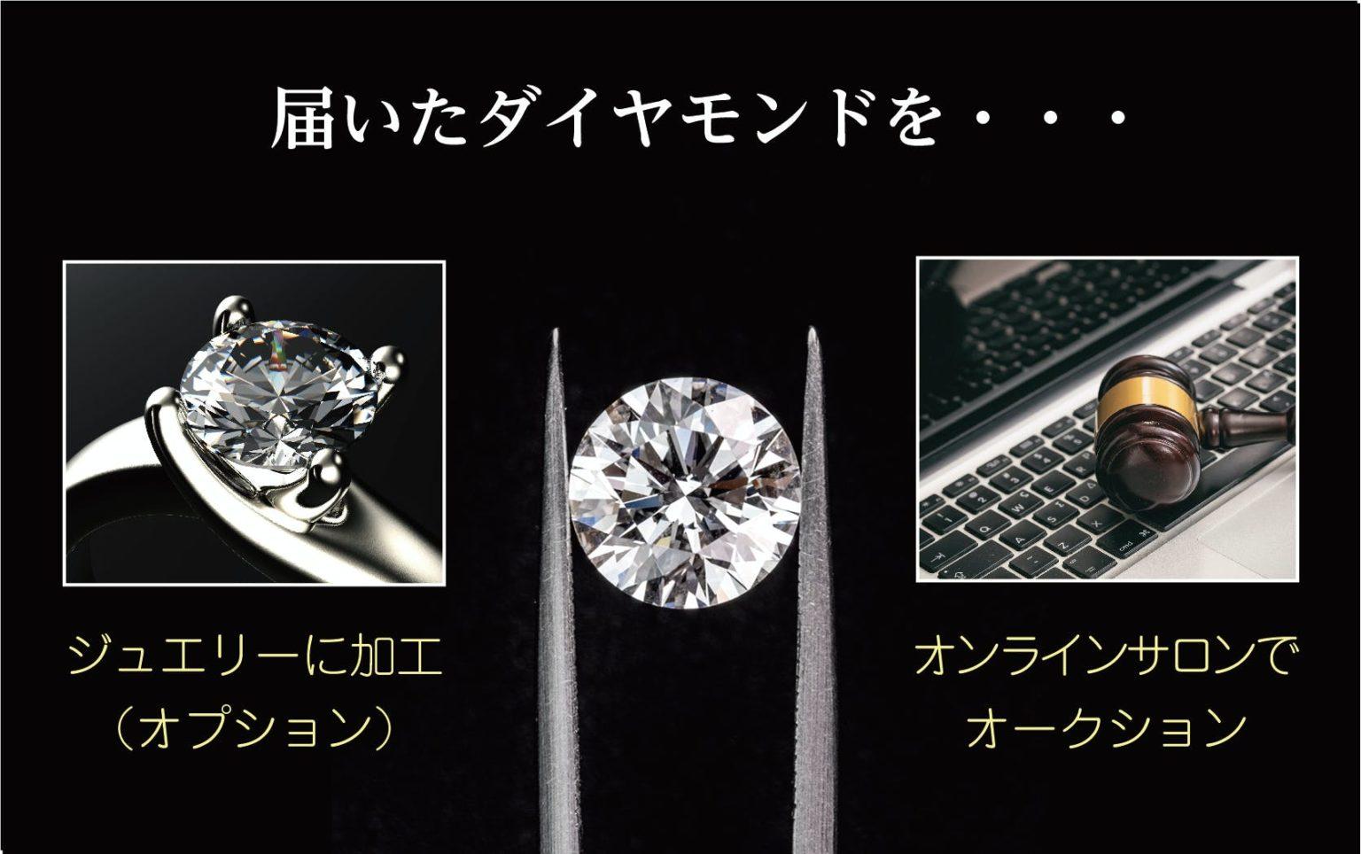 ダイヤモンド資産